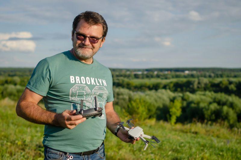 Окрестности села Белые Колодези на фотографиях Алексея Анисимова