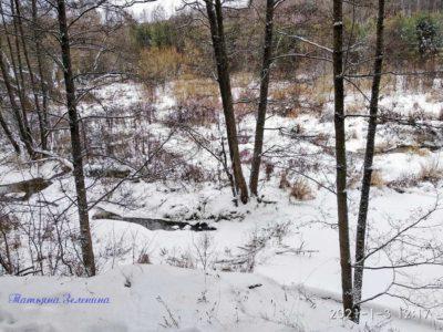 Поход  берегами Смедвы и Любеньки