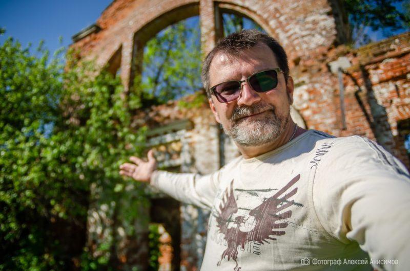 Усадьба села Алёшково в объективе фотографа Алексея Анисимова