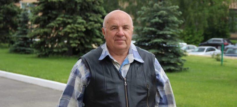 Ушёл из жизни Юрий Анатольевич Харитонов