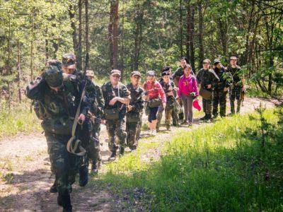 Военно-патриотический клуб «Вятичи»